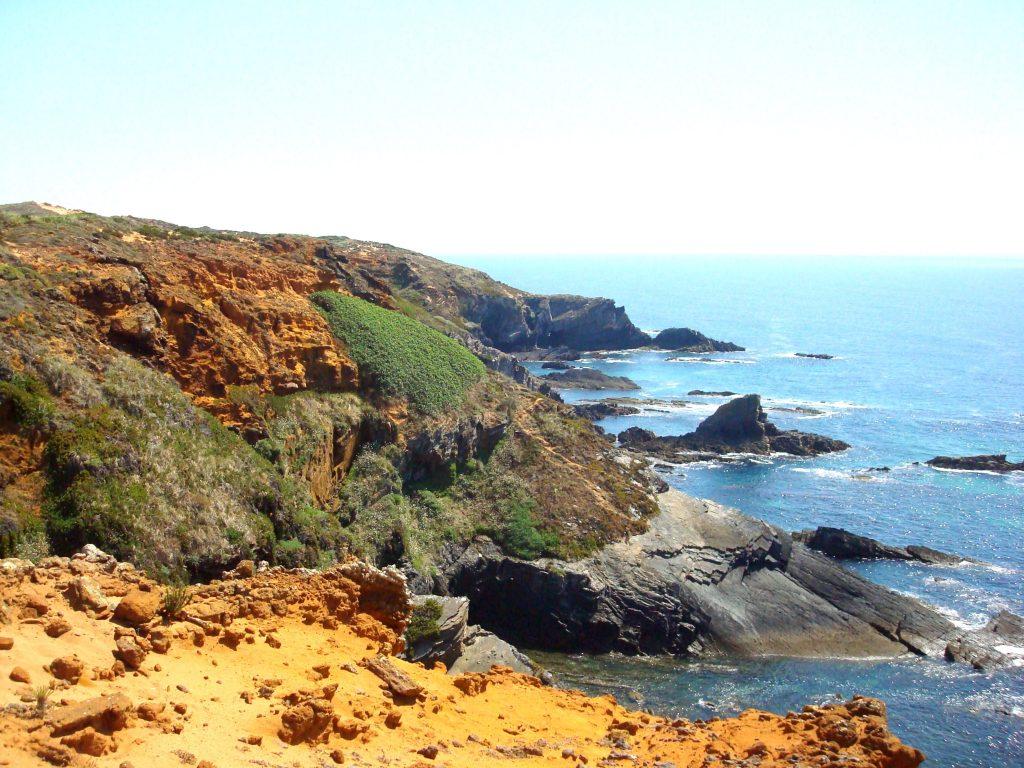 Am Weg von Almograve zum Cabo Sardão