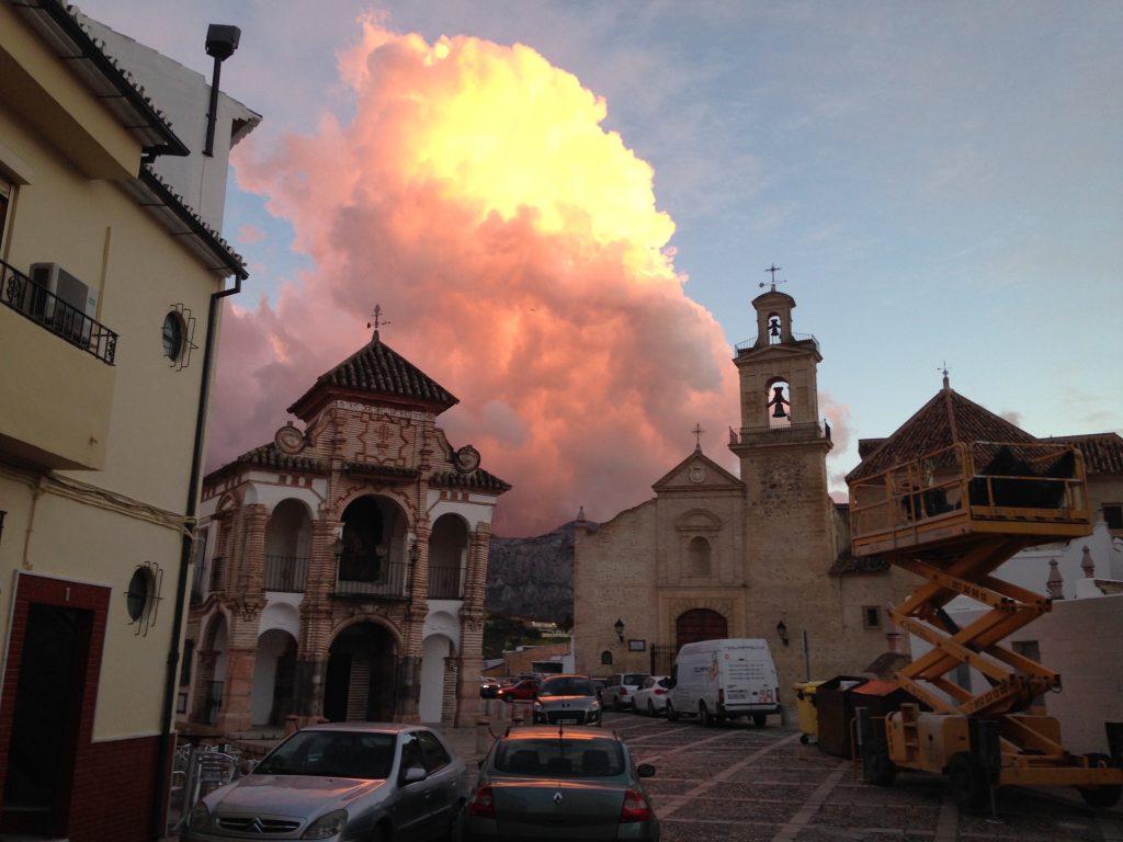 Torcal_Antequera_Wolken_2